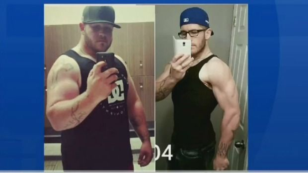 """Just one year ago, Ryan Clarke was so overweight that his life was in danger. """"I have two small sons and a wife and my doctor told me if I didn't change my lifestyle, I likely wouldn't see my 30th birthday,"""" says Ryan. That warning was all the motivation the 24-year-old needed to ditch his old habits. Click on the link to learn more http://atlantic.ctvnews.ca/n-s-man-hopes-200-pound-transformation-will-inspire-others-1.2818555"""