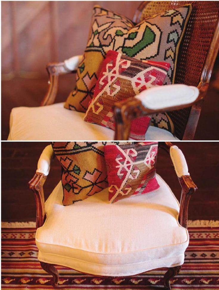 Bohem yastıklar