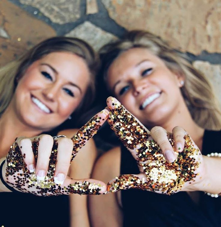 Throw what you know... and maybe add some glitter!