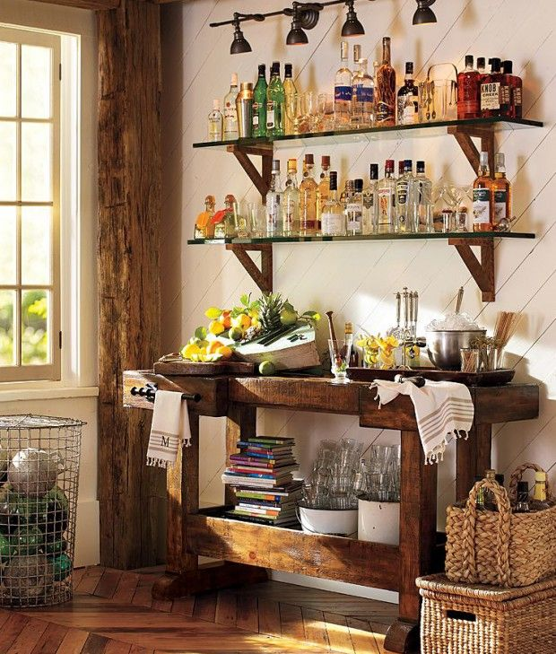 25+ Best Ideas About Bar Shelves On Pinterest