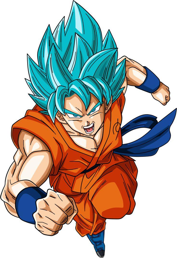 Son Goku Super Saiyan God Super Saiyan by Dark-Crawler.deviantart.com on @DeviantArt #SonGokuKakarot
