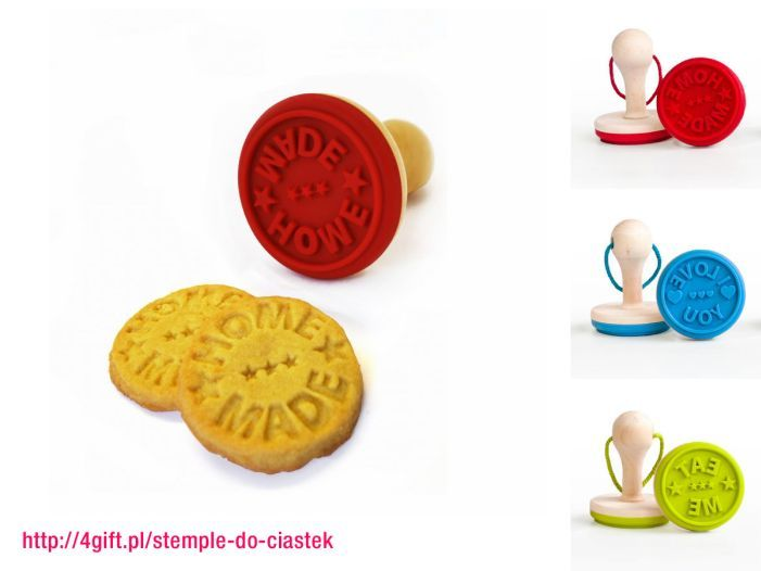 Stemple do ciastek / Cookie stampers.