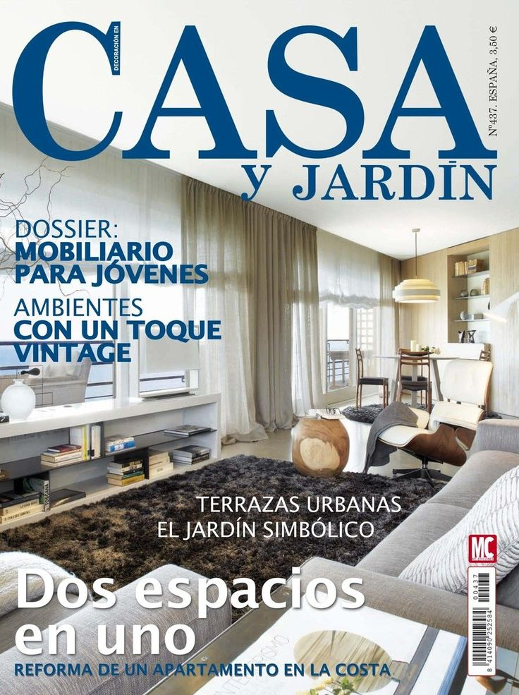 Mejores 9 im genes de revistas interesantes en pinterest for Revista jardin genios 2016