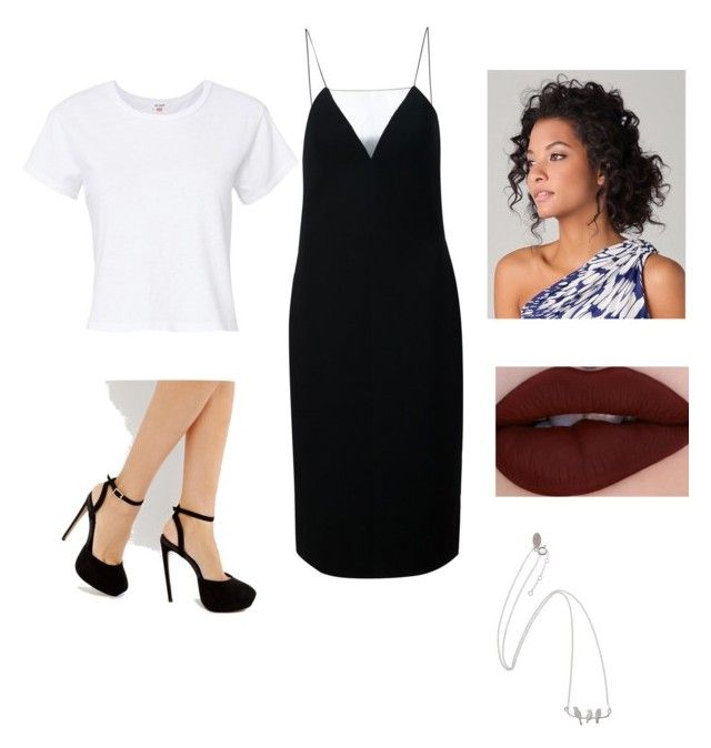 """""""Untitled #18"""" by alisha-marley on Polyvore featuring Alexander Wang, RE/DONE and ASOS"""
