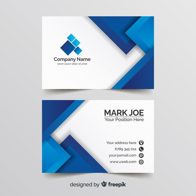 Geometric Lines Business Card Template Free Business Card Templates Business Cards Creative Templates Business Cards Creative