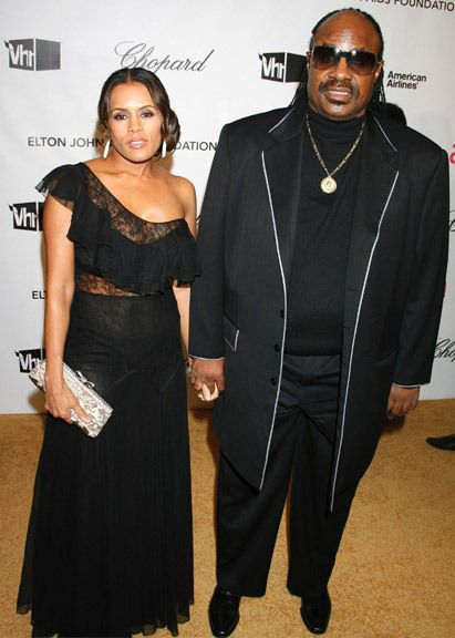 Stevie Wonder Officially Divorces Second Wife