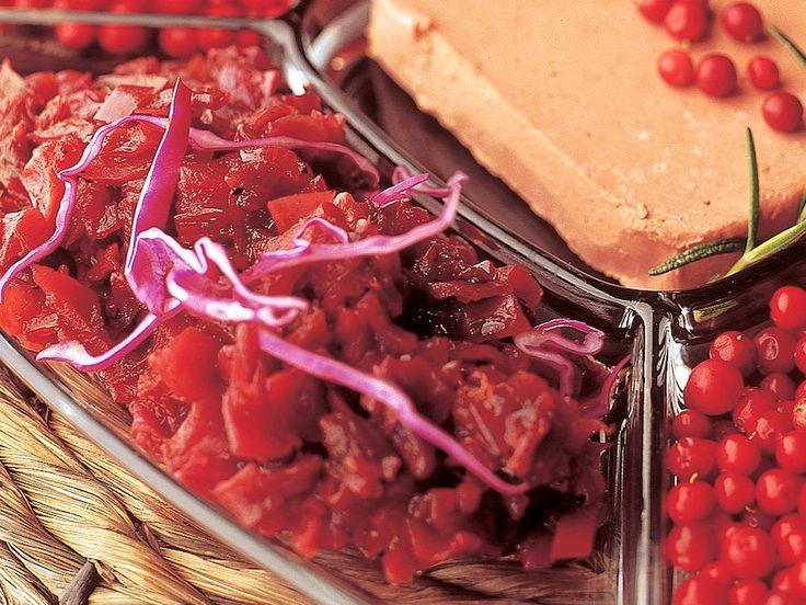Punasipulichutney - Reseptit