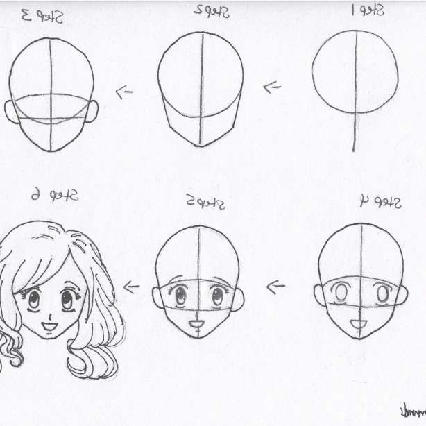 15 Drawing Anime Faces For Beginners In 2020 Anime Drawings Anime Drawings Tutorials Step By Step Drawing