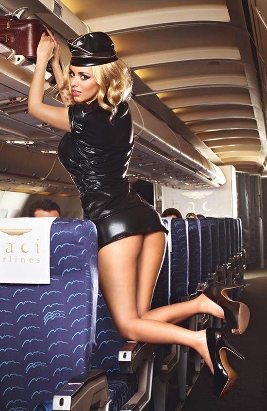 from Ruben pilot dating stewardess