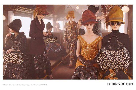 Louis Vuitton's Fall 2012 Ad CampaignLouisvuitton, Louis Vuitton, Steven Meisel, Ads Campaigns, Fall 2012, Fashion Ads, Ad Campaigns, Vuitton Fall, Fall Winter