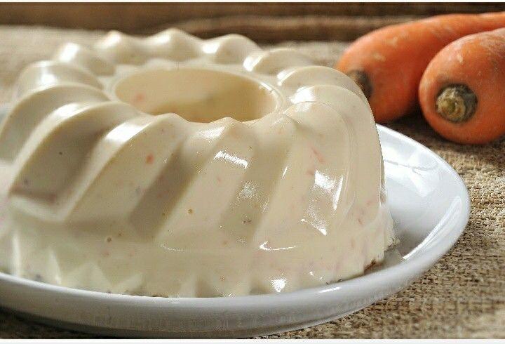 Deliciosa y sabrosa gelatina de leche, a todos tus invitados les encantará…