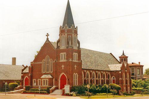 St. James Episcopal Church, Texarkana, Texas