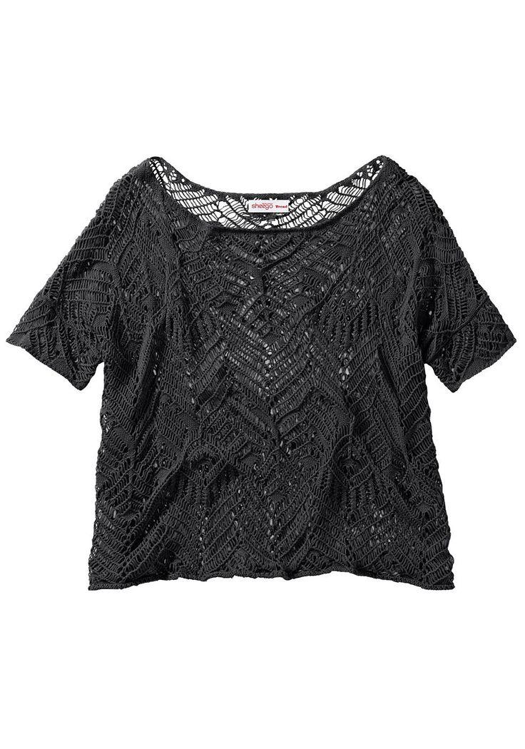 Typ , Pullover,  Materialzusammensetzung , 100% Baumwolle,  Ausschnitt , Rundhals-Ausschnitt,  Gesamtlänge , Größenangepasste Länge von ca. 50 bis 62 cm,  Ärmellänge , Kurzarm,   ...
