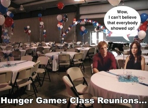 hunger games humor | hunger-games-reunion