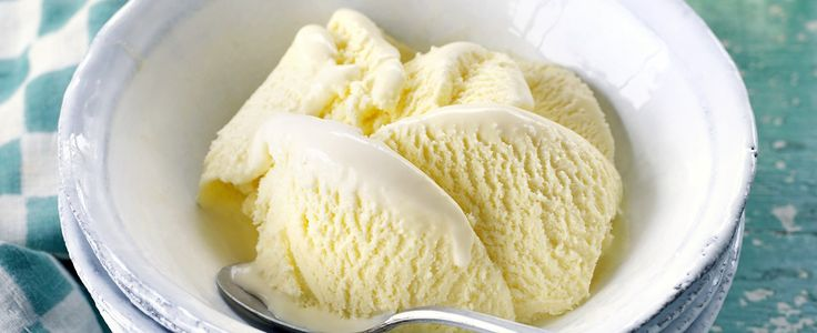 Valentine Warner's elderflower ice cream is light, aromatic and calls for only five ingredients. You don't even have to go and pick your own elderflower - a good cordial will work just fine.
