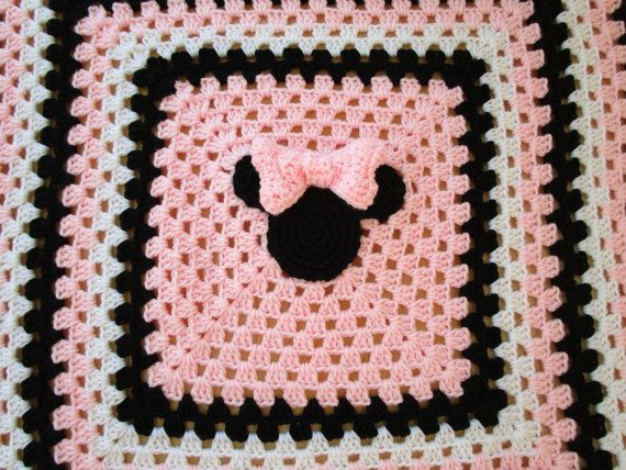 Hey, I found this really awesome Etsy listing at https://www.etsy.com/listing/266626342/easy-crochet-blanket-pattern-mickey
