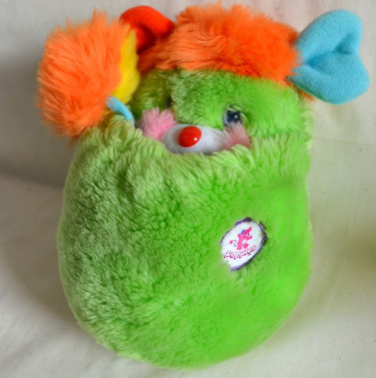 Putter! My favourite popple