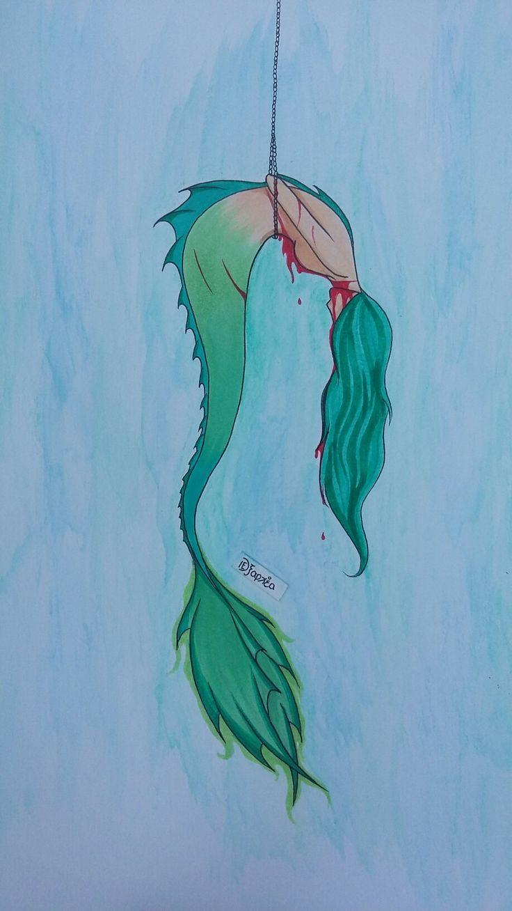 Dead mermaid @dimiexar