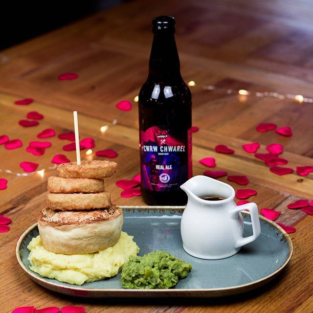 We've got a great Valentine's offer at @zipworldfforestcaffi for you to enjoy! A @pieministerPie & Sides dinner with a Pint or Mini Bottle of Prosecco for only 10 Wednesday 14th and Saturday 17th! Perfect after you've spent an awesome Valentine's experiencing adventure at Zip World! . #ZipWorldValentines #zipworldfforest #ZipWorldCaffi #Caffi #ValentinesFood #Thingstodo #ThingsToDoValentines #ValentinesDay #northwalestagram #ExperienceAdventure