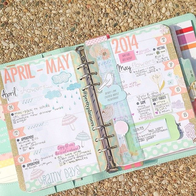 #ShareIG As promised, this week's layout in use.
