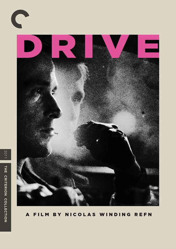 Drive Fake Criterion Cover. #Refn