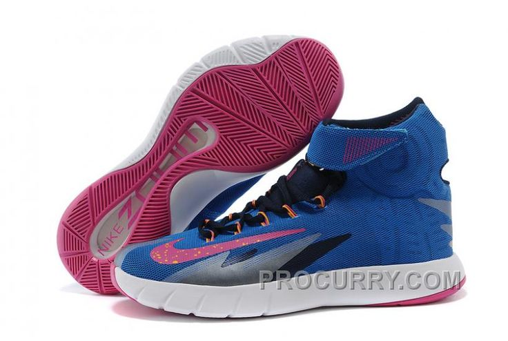 new style 0a98f 1fb58 ... official nike zoom hyperrev kyrie irving photo blue vivid pink midnight  navy discount c19df e6188
