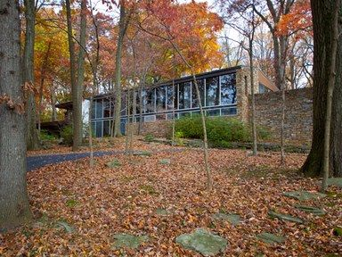 Richard Neutra's Pennsylvania House