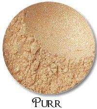Purrr- golden pink shimmer- compare to Stila Kitten*