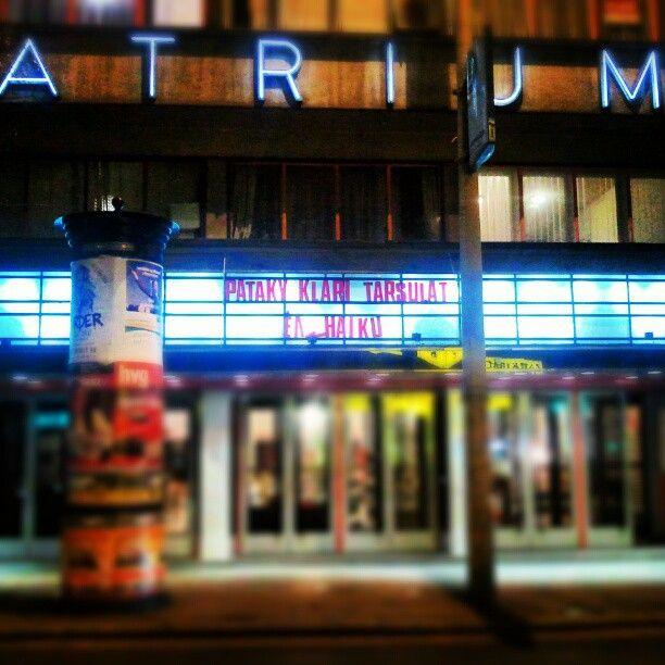 Átrium Film-Színház itt: Budapest, Budapest