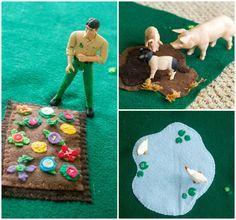 The Kavanaugh Report: DIY Farm Play Mat