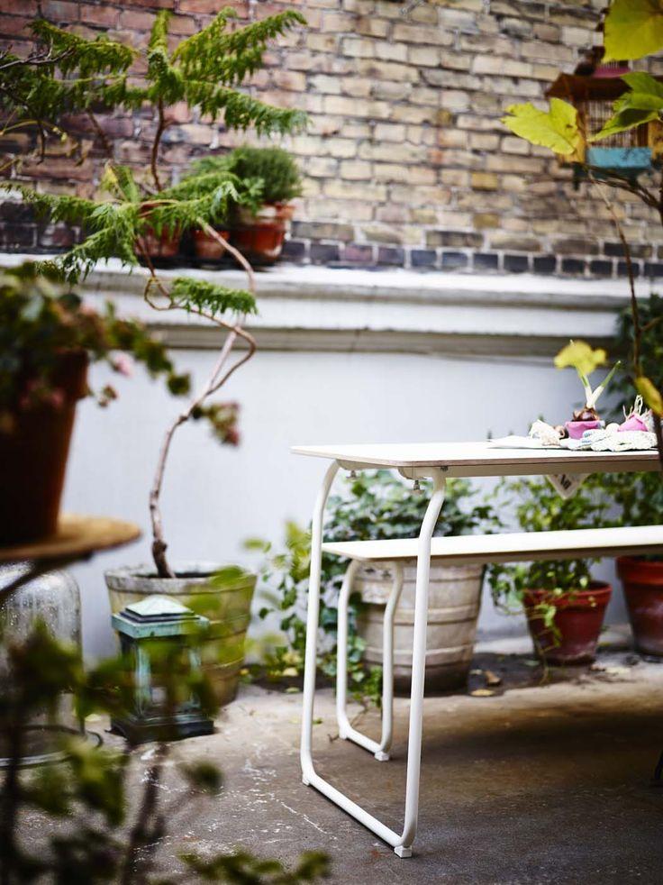 Les 25 meilleures idées concernant ikea gartenbank sur pinterest ...