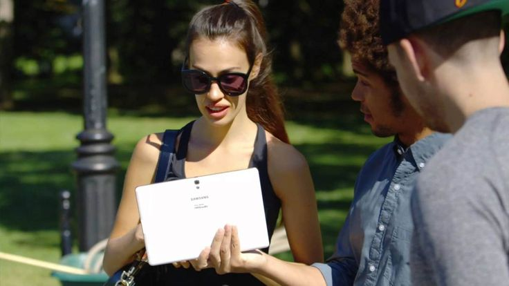 Samsung's new ad disses the iPad Air but it does not hold up to scrutiny