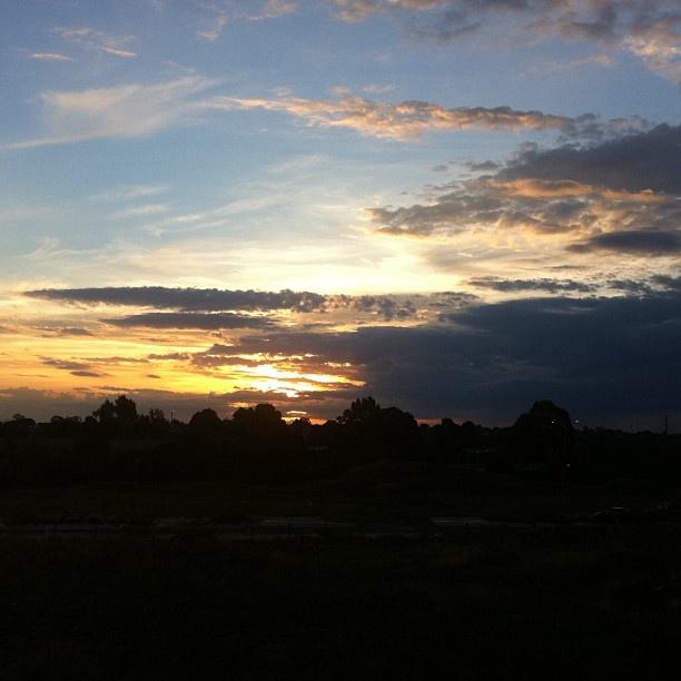 A urban sunset for you @spiroath x #nofilter#Brunswick