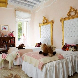 Fun rooms for girls packed with plenty of personality