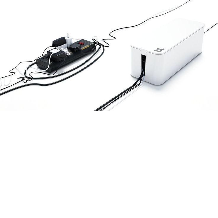 Amazon.com: Bluelounge CableBox White - Cable Management: Electronics
