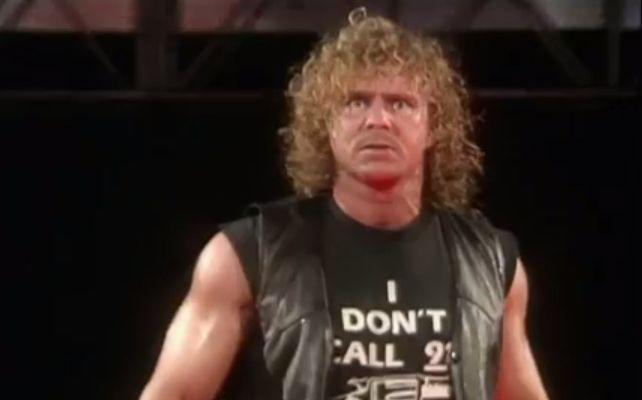 PY GEAR™: I Dont Call 911 Brian Pillman T-Shirt