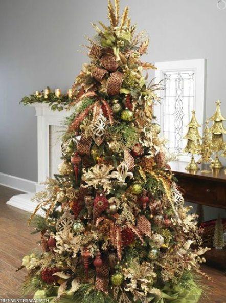 101 Best Xmas Tree Decorating Images On Pinterest