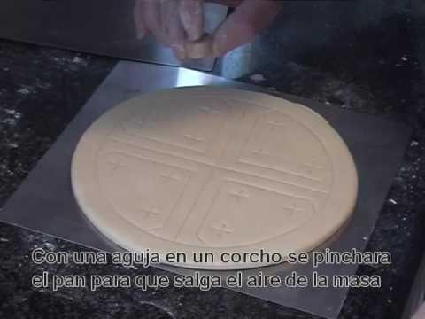 Como hacer el pan - YouTube