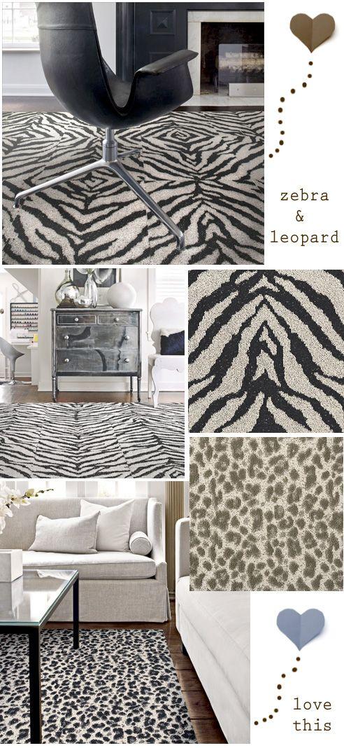 Die besten 25+ Zebra haut teppich Ideen auf Pinterest | Zebra ...