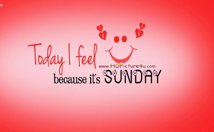 Free Download Happy Sunday HD Wallpapers