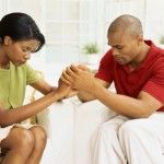 """The Prayer of Agreement is simply praying a Petition Prayer with another believer (or believers) agreeing with you in prayer. A husband and wife going before God and making a request of him is a primary example of the Prayer of Agreement. Go to http://faithsmessenger.com/types-of-prayer-the-prayer-of-agreement/ to read the article """"Prayer: The Prayer of Agreement – Matthew 18:19-20"""""""