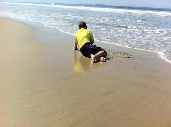 Last day at beach before school, 2011. Southern California.: Beaches, Southern California, Schools, 2011, Landscapes