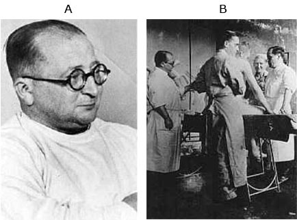 What was the role of the Nazi doctors in the holocaust and medical areas today?