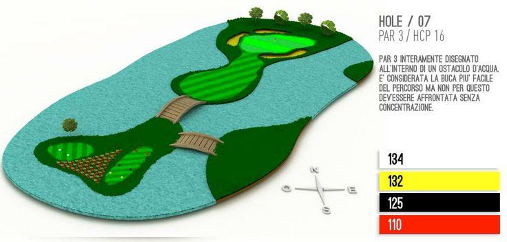 Hole 7 Golf Lignano