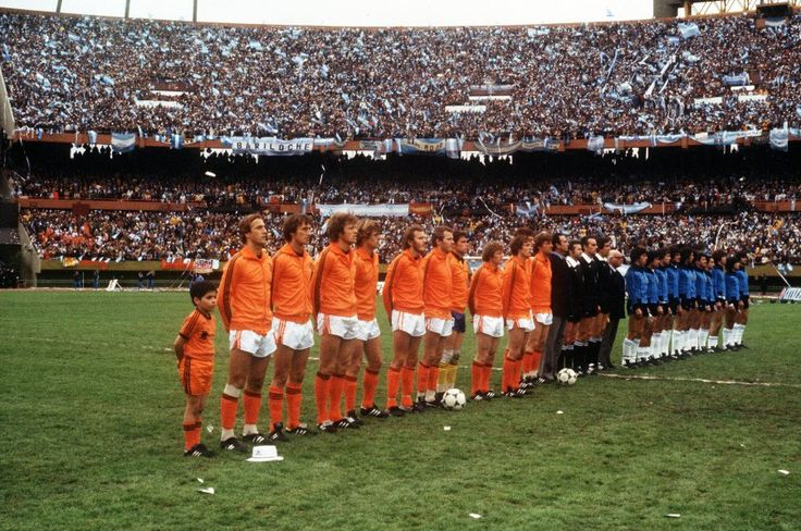 World Cup '78 Final, June 25, 1978. Argentina v Netherlands (3-1 aet), Estadio Monumental, Buenos Aires.Source: ANP