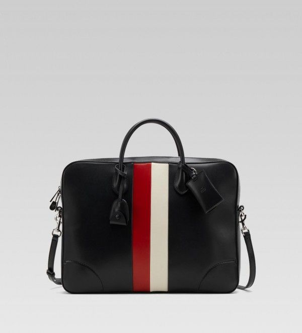 gucci bags for men white. gucci men black leather briefcase bags for white d