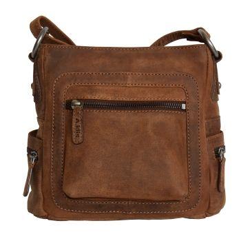 Alberta Fine Leather | Small Piikani Utility Handbag