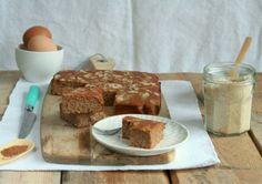 Een gezond tussendoortje voor tijdens de Sinterklaas periode: een speculaas plaatcake. En ook geschikt voor een koolhydraatarm dieet. Recept > www.lekkeretenmetlinda.nl
