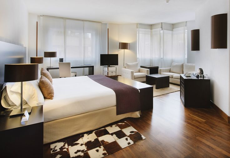 Junior suite - Rafaelhoteles Atocha