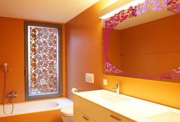 Bathroom mirror design decor